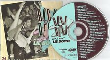 RARE EMI CD ROCK IS DEAD FLEETWOODS RICK NELSON IRMA THOMAS JIVE FIVE BOB LIND +