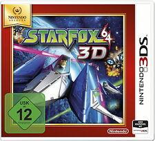Starfox 64 3d Pour Nintendo 2 DS new 3 DS XL, neu&ovp