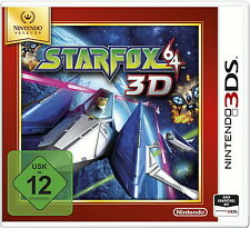 StarFox 64 3D (Nintendo 3DS, 2011, Keep Case)  3 DS Neu & sealed in Folie