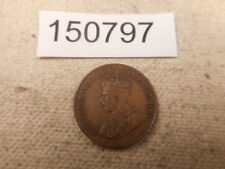 1920 Canada One Cent - Nice Raw Unslabbed Collector Grade Album Coin - # 150797