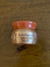 (USPS Free ship) Sulwhasoo Concentrated Ginseng Renewing Cream EX 5ml (1pc)