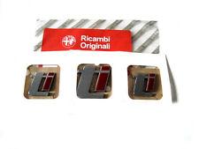 TI Emblem Alfa Romeo 159 Brera  - 2x Kotflügel & 1x Heck original badge Neu