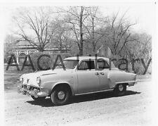 1952 Studebaker Commander State Four Door Sedan, Factory Photo (Ref. #91473)