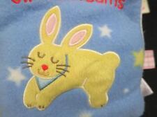 TAGGIES SWEET DREAMS BEDTIME STORY BOOK RABBIT CAT DOG PLUSH STUFFED READING