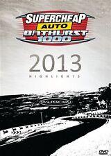 V8 Supercars - Bathurst 1000 Highlights 2013 (DVD, 2013)-FREE POSTAGE