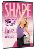 Mari Winsor Core Challenge Pilates For Pink DVD WITH CASE & ART BUY 2 GET 1 FREE