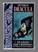 Tomb of Dracula Epic Mini Series Book #2 NM Colan, Williamson