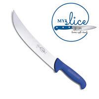 """F Dick 10"""" Wide Steak Knife 8.2253.26 - German / Slicing / Breaking / Scimitar"""