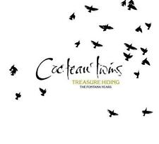 Cocteau Twins - Treasure Hiding: The Fontana Years (NEW 4CD)