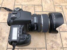 Canon EOS 30D - (Kit w/ EF-S IS USM 17-85mm Lens)+100-300mm Lens