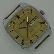 Vintage USSR Russian Wristwatch POLJOT AUTOMATIC (SERVICED).(482)