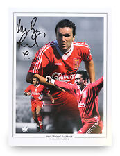 Neil Ruddock Signed 16x12 Photo Liverpool Display Autograph Memorabilia + COA