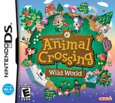 Animal Crossing: Wild World (Nintendo DS, 2005)