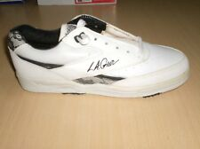 vintage shoes L.A. gear lace bb collectors only 8 usa new 6132 white 1980 org