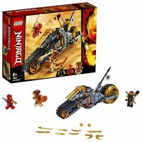 LEGO 70672 NINJAGO Cole's Dirt Bike Ninja Motorbike with Caterpillar Tracks