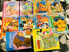8 Disney My Interactive Point-and-Play Book Lot Play-a-Sound Set + BB+ Look Find