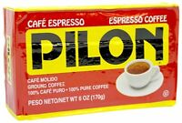 Pilon Cuban Coffee 6 Oz Pack  Free Shipping