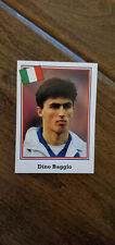 1994 PANINI USA 94 WORLD CUP STICKER DINO BAGGIO ITALY VERSION FROM FRANCE # 297