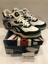 Reebok Pump Court Victory II 2 Michael Chang French US Open PE Size 11 BNIB