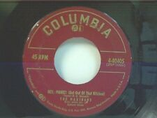 "MARINERS ""HEY MABEL (GET OUT OF THAT KITCHEN) / AN OLD BEER BOTTLE"" 45"