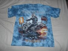 IRON MAIDEN-SHIRT ALLOVER FROM HERE TO ETERNITY LTD RARE!!!