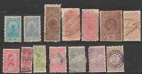 Brazil fiscal Revenue Cinderella stamps ma47