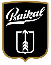 Baikal Autocollant Vinyle Autocollant pour fusil/carabine/case/GUN Safe/Voiture/BA3