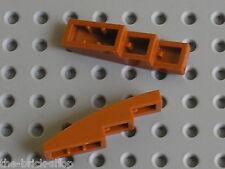 LEGO STAR WARS DkOrange Slope Brick Curved ref 61678 / Set 7959 10213 10231 9491