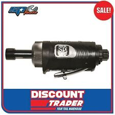 """SP Tools Die Grinder Straight 20000RPM 1/4"""" Dr Polymer Body Heavy Duty - SP-7220"""