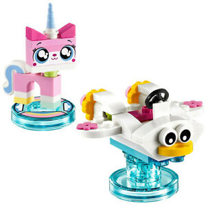 LEGO Dimensions The Lego Movie Angry Kitty Fun Pack Set - 71231 - No Box - New