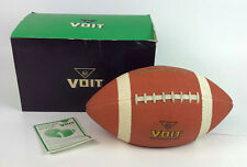 vintage AMF VOIT RF95 RUBBER FOOTBALL