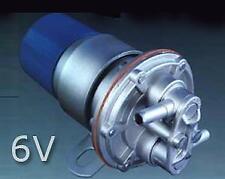 Pompe à essence électrique 6 Volts autorégulée HARDI 1776