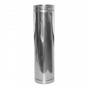 "Stovax FXQ 150 (6"") Twin Wall Flue Stainless Steel Chimney System for Stoves"
