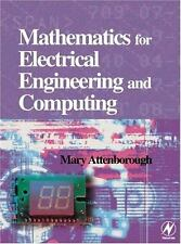 Mathematics for Electrical Engineering and Computing: By Mary P Attenborough