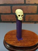 Vintage Yugoslavia Dr SKULL Pez Dispenser Rare Made In Yugoslavia
