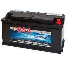 Solarbatterie AGM  120AH 12V GEL USV Batterie Wohnmobil Boot Schiff Akku 100Ah