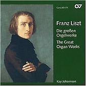 Franz Liszt - Die großen Orgelwerke (2005) Factory Sealed