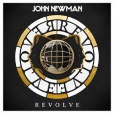 JOHN NEWMAN (UK) - REVOLVE * NEW CD