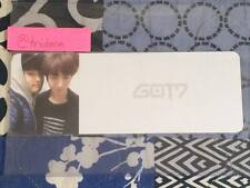 GOT7 Flight Log Departure Junior Yugyeom Photo Ticket KPOP Top Loader Official