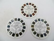 View-Master 4098, Super Mario Brothers 2, Children's 3 Reel Set - RARE