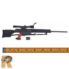 Laars: GSG9 - H&K PSG-1 Sniper Rifle w/ Mag - 1/6 Scale - Dragon Action Figures