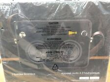 TDK Life on Record TP6802BLK 2-Speaker Boombox Audio System - Brand New - Sealed