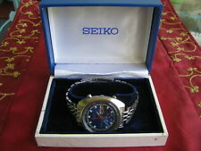 Vintage Seiko Chronograph 6139-6015 Automatic Men's Wrist Watch, ca 1970s