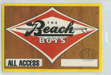 Beach Boys 1993 All Access Laminated Backstage Pass