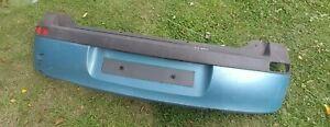 Vauxhall Corsa C 01-03 Rear Bumper Blue 09116147