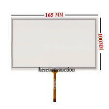7inch Resistive Touch screen Digitizer glass For AT070TN92 AT070TN93 AT070TN94
