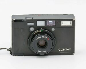 Contax T IX APS Point and Shoot Compact Film Camera
