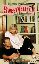 What Jessica Wants (Sweet Valley High)-ExLibrary