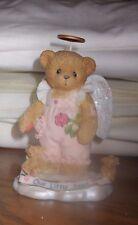"Cherished Teddies  110011 Mackensie Rose ""Our Little Angel."" 2002   NIB"