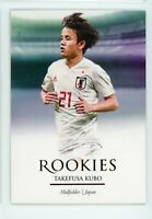 2020 Takefusa Kubo Futera Unique Rookie RC #93